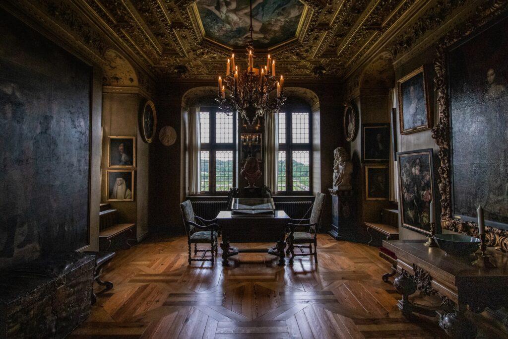 Wooden Furniture interior