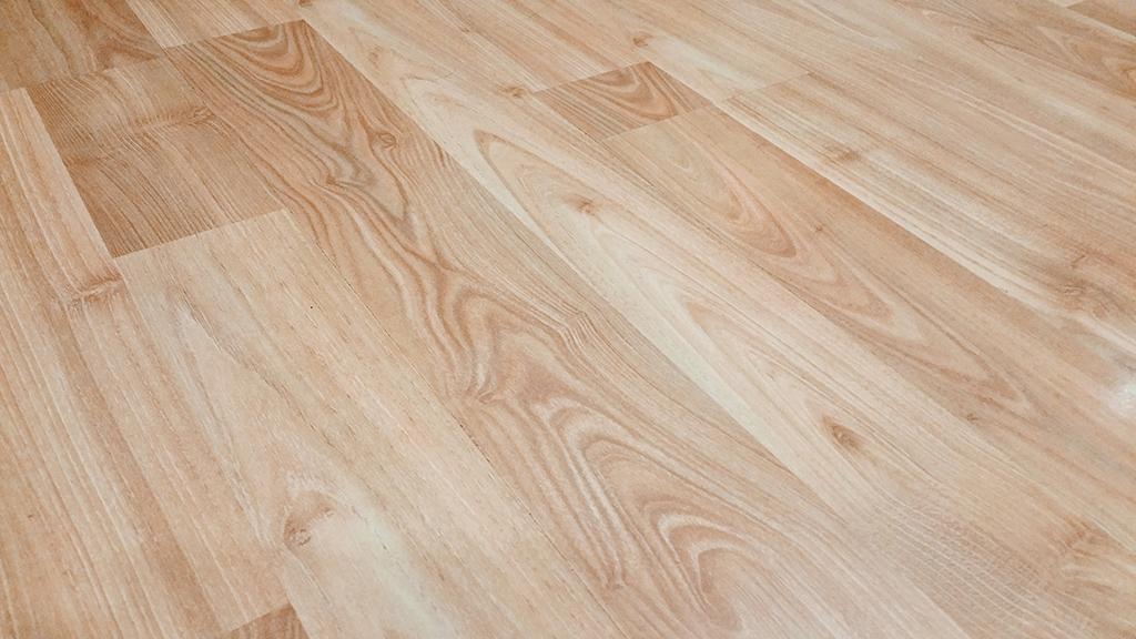 wood flooring office