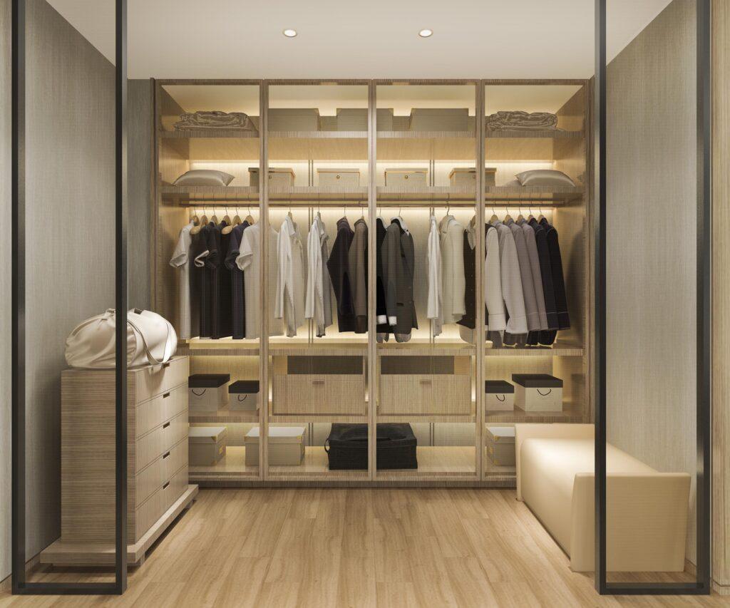 How to make wardrobe